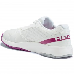 HEAD Sprint Team 2.5 Women's Tennis Shoes, White/Violet,
