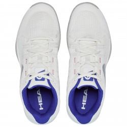 Head Womens Brazer Tennis Shoes - White/Blue