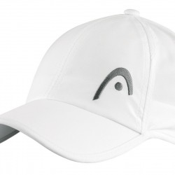 Head Pro Player Cap for Tennis - White