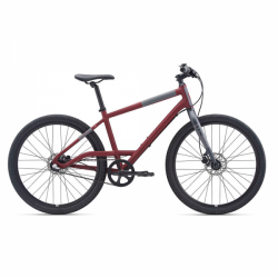 Giant Momentum iRide UX 3S 2021-Brick Red