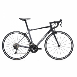 Giant TCR SL 1 Road Bike 2021-Black/Dark Silver
