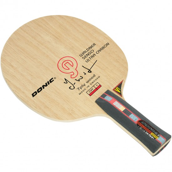 Donic Waldner Senso Ultra Carbon Table Tennis Blade