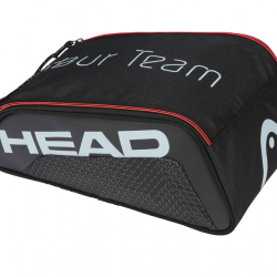 HEAD TOUR TEAM SHOE BAG - Black / Grey