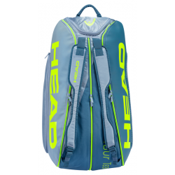 Head Tour Team Extreme 9R Supercombi - GREY / NEON YELLOW