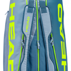 Head Tour Team Extreme 12R MonsterCombi -- GREY / NEON YELLOW