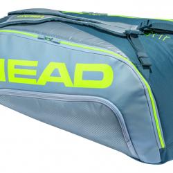Head Tour Team Extreme 9R Supercombi - GREY / NEON YELLOW