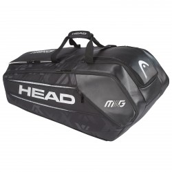 Head MXG 12R MonsterCombi - Black / Silver