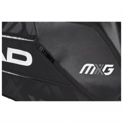 Head MXG 12R MonsterCombi - Black / Silver