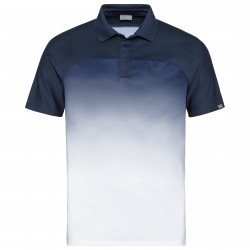 Head Performance Polo - Dark Blue