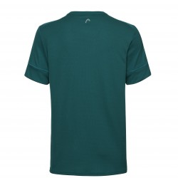 Head Racquet T-Shirt - Fantasy Green