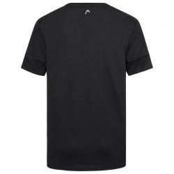 Head Medley T-Shirt - Sky Blue / Yellow