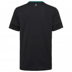 Head Medley T-Shirt - Red / Green