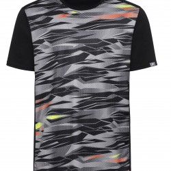 Head Slider T-Shirt - Black Camo