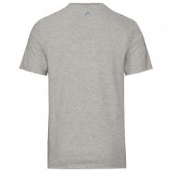 Head WYL T-Shirt - Grey Melange