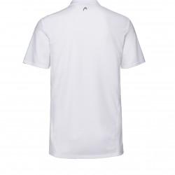 Head Club Tech Polo Shirt - White