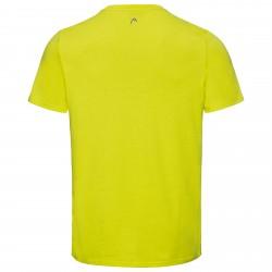 Head Return T-Shirt - Yellow