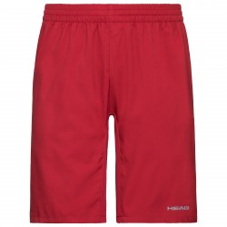 Head CLUB BERMUDAS MEN - Red