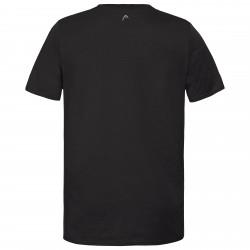 Head CLUB CHRIS T-SHIRT M - Black