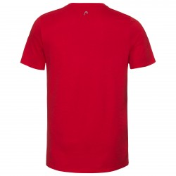 Head CLUB CHRIS T-SHIRT M - Red