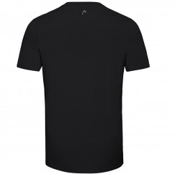Head CLUB CARL T-SHIRT MEN - Black