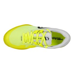 Head Sprint Pro 3.0 Tennis Shoe - Neon Yellow White