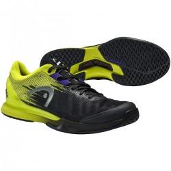 Head Sprint Pro 3.0 Ltd. Tennis Shoe - Purple & Lime Puli