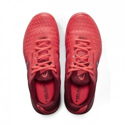 Head Revolt Pro 3.0 CLAY Tennis Shoes - Neon Red / Chilli (only UK-8.5)