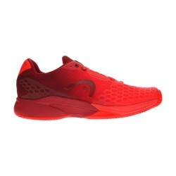 Head Revolt Pro 3.0 Tennis Shoes - Neon Red / Chilli