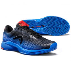 Head Revolt Pro 3.0 Tennis Shoes Anthracite & Royal