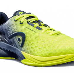 Head Revolt Pro 3.0 Tennis Shoes Neon Yellow & Dark Blue