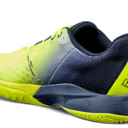 Head Revolt Pro 3.0 Clay Tennis Shoes - Neon Yellow & Dark Blue (only UK-8.5)
