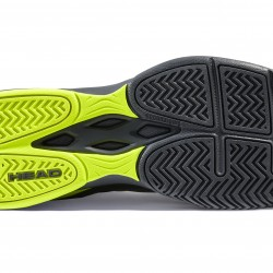 Head Brazer 2.0 Men Anthracite / Neon Yellow