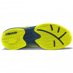 HEAD REVOLT PRO 3.0 JUNIOR ALL COURT NEON YELLOW & DARK BLUE