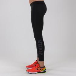 JOMA LONG MESH LEGGINGS - BLACK