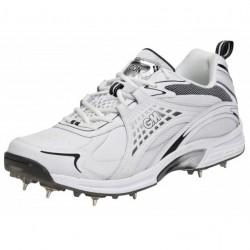 GM Icon Multi-Function - Cricket Shoe - White
