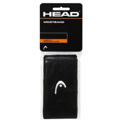 "Head Wristband 5"" - Black"