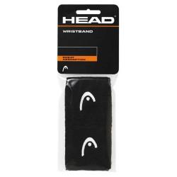 "Head Wristband 2,5"" - Black"
