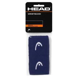 "Head Wristband 2,5"" - Navy"