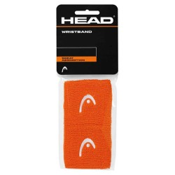 "Head Wristband 2,5"" - Orange"