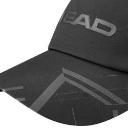 Head Performance Cap for Tennis - Black