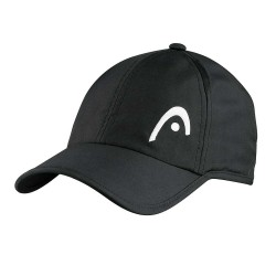 Head Pro Player Cap for Tennis - Black