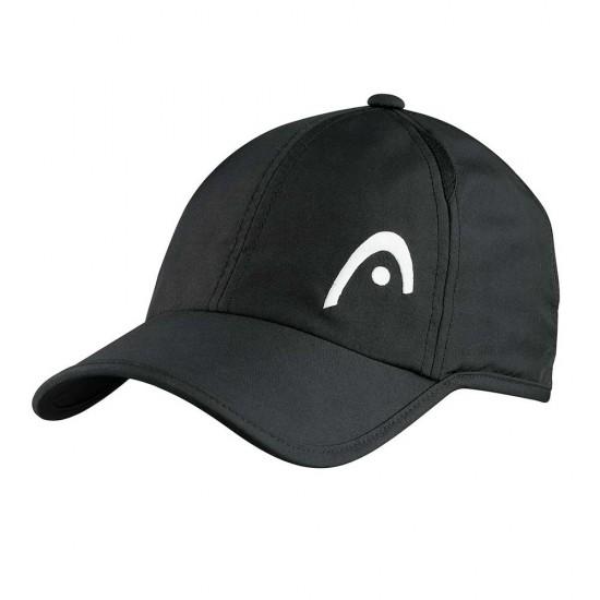 Head Pro Player Cap for Tennis - Black