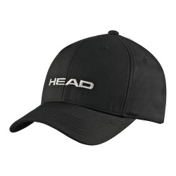 Head Promotion Cap for Tennis - Black