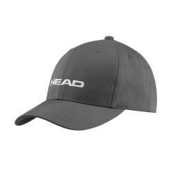 Head Promo Cap for Tennis - Anthracite