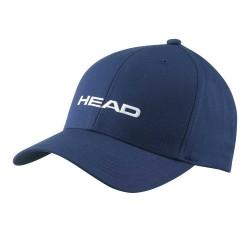 Head Promo Cap for Tennis - Navy