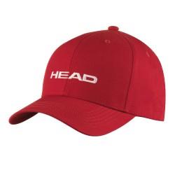 Head Promo Cap for Tennis - Red