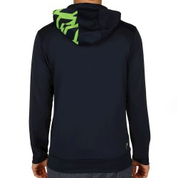 Head Vision Graphic Hoody - Navy