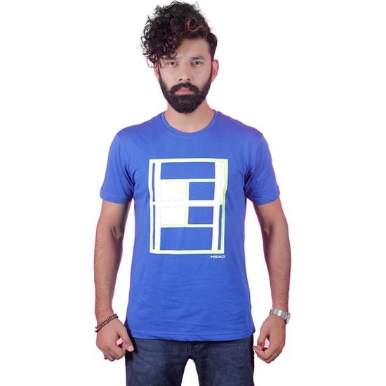 Head Race Tee T-Shirt-Royal