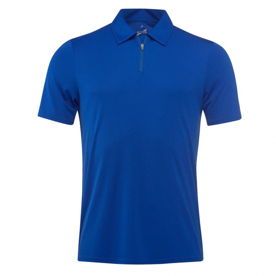 Head Basic Tech Polo M - Royal