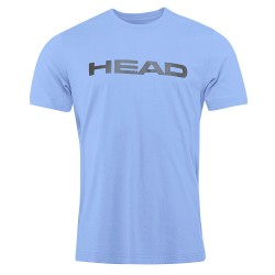 Head Ivan T-Shirt M - Light Blue